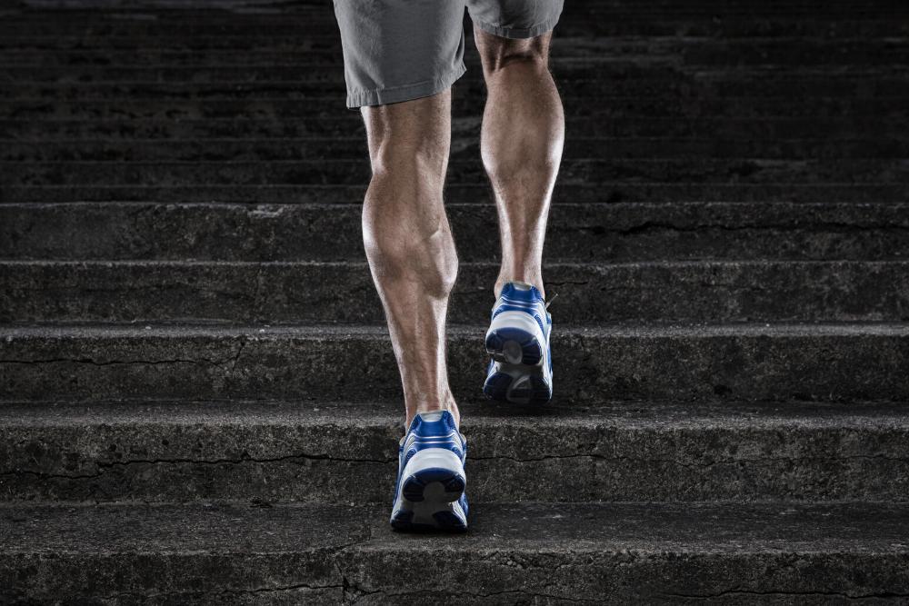 Running Stairs - Luma Health