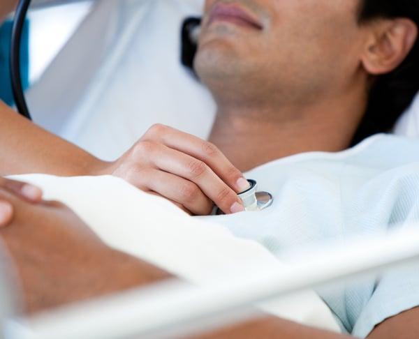 patient thai hospital heartbeat