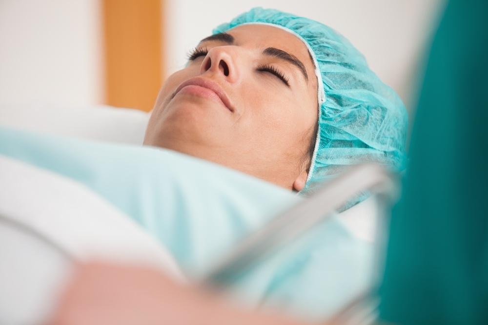 patient major surgery