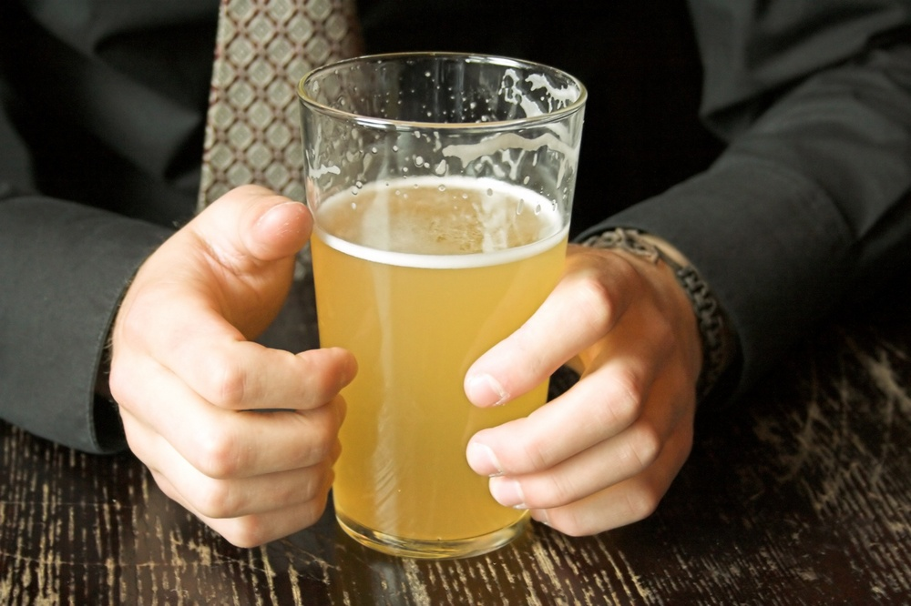 beer alcohol excessive drinking effects