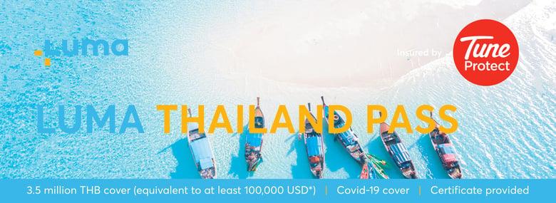 Covid Insurance Thailand