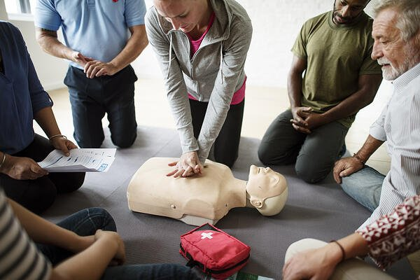 first aid course in thailand