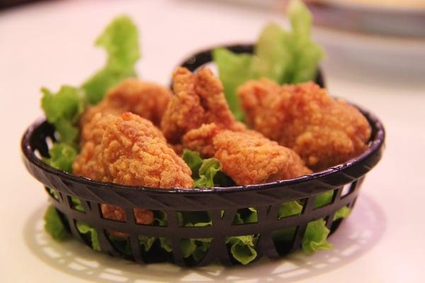 fried chicken thailand