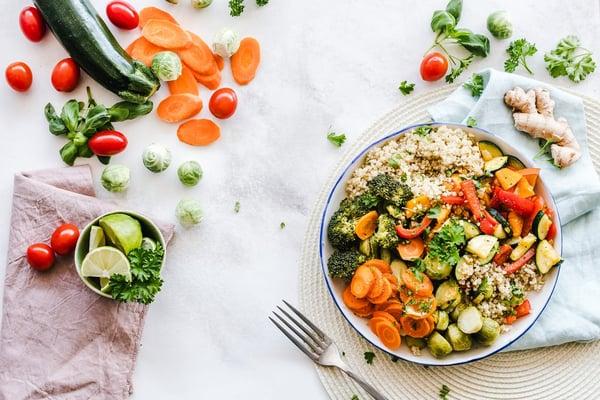 health balanced diet thailand