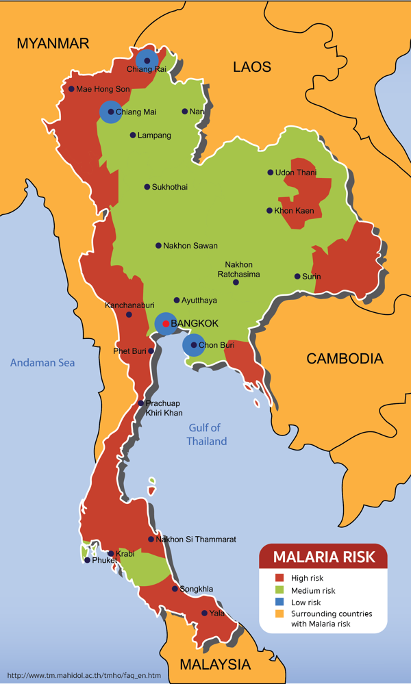 Malaria in Thailand | Signs and Symptoms on malaria symptoms, weather map mexico, most beautiful places to visit in mexico, malaria plasmodium life cycle, tourist map yucatan peninsula mexico, malaria prevention, vintage map of mexico, the mexican riviera map mexico, poverty map mexico, atlas of mexico, malaria mosquito, malaria speciation, cdc malaria mexico, detailed map mexico, united states map with canada and mexico, jw marriott cancun mexico, map of south mexico, political map of country of mexico, malaria species location, malaria plasmodium species,