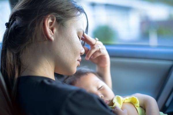 postpartum depression thailand