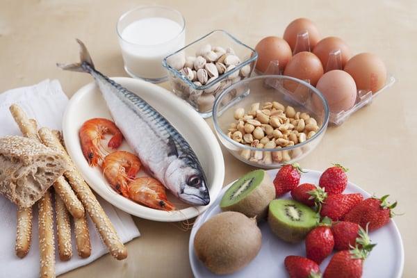 food allergies in thailand
