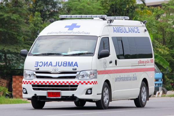emergency services thailand