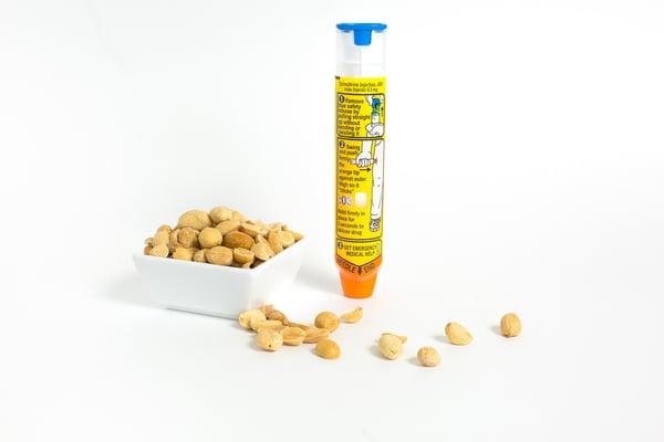 nut allergy epi-pen thailand