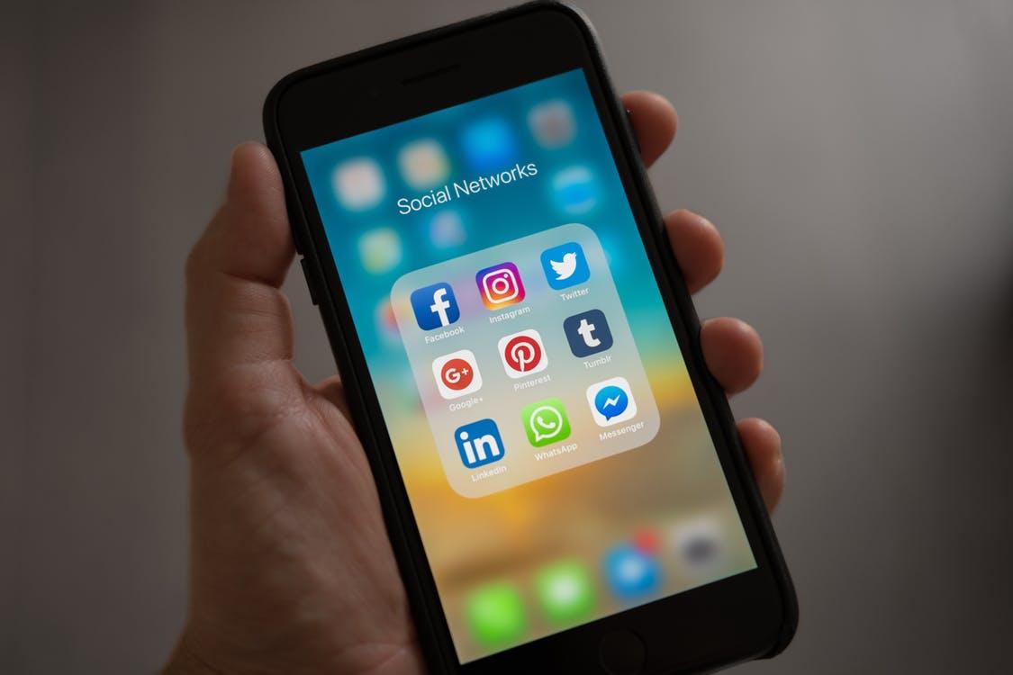 social media for children