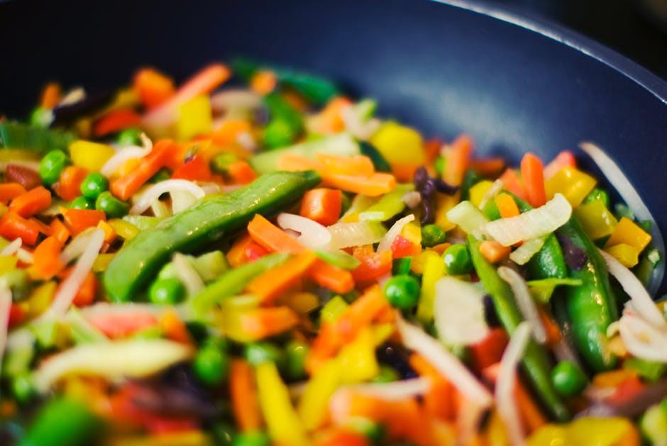 vegetables- family dinner healthy benefits