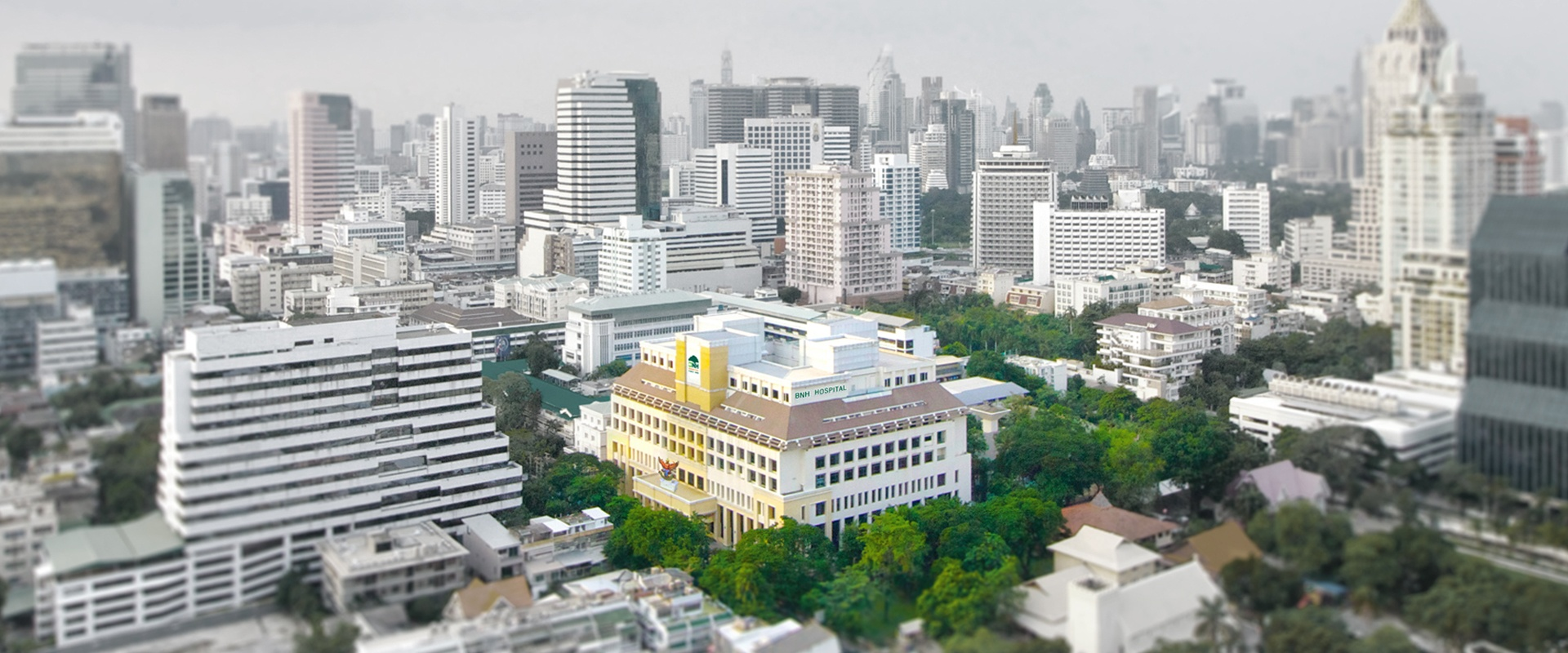 Leading Hospitals in Thailand: BNH Hospital