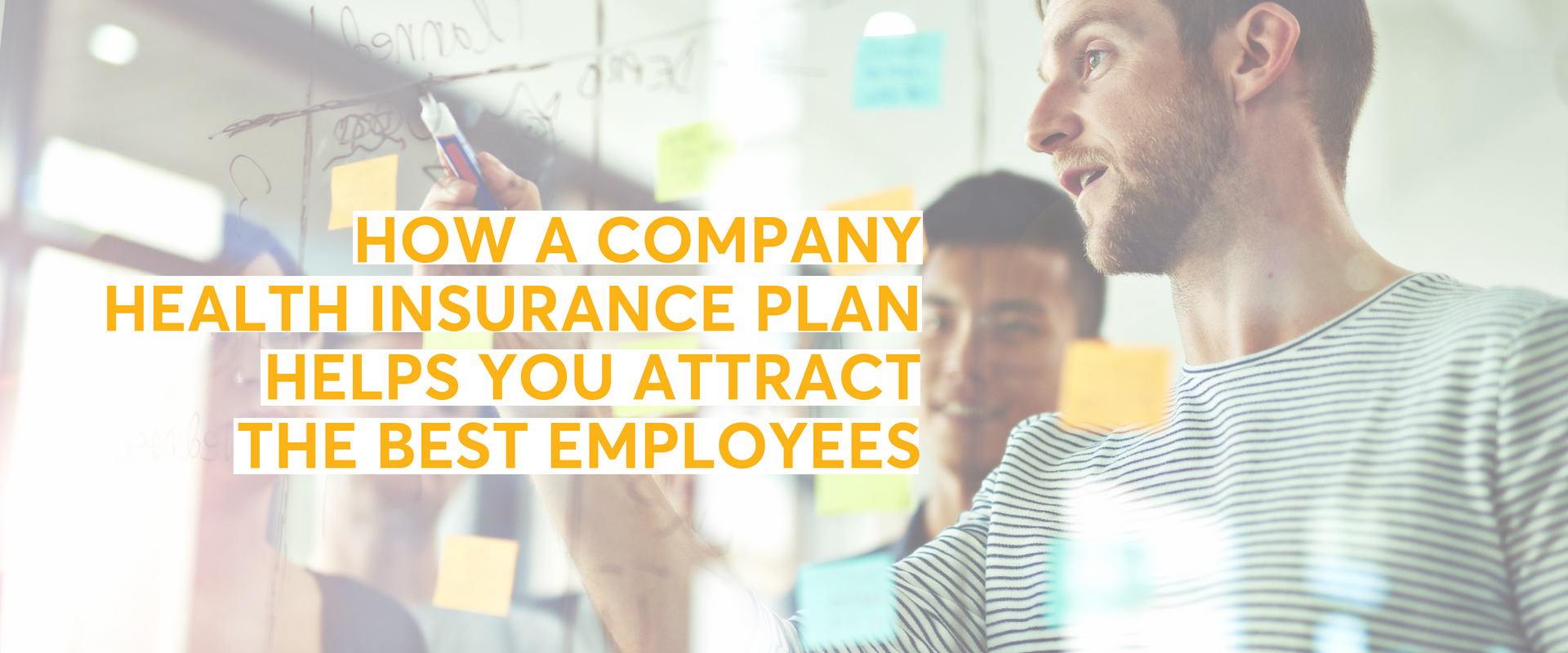 How a Company Health Insurance Plan Helps You Attract the Best Employees