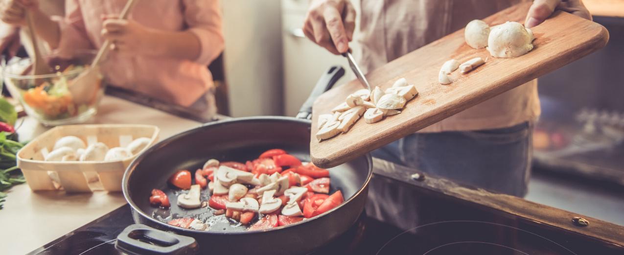 Cooking at Home - Luma Health