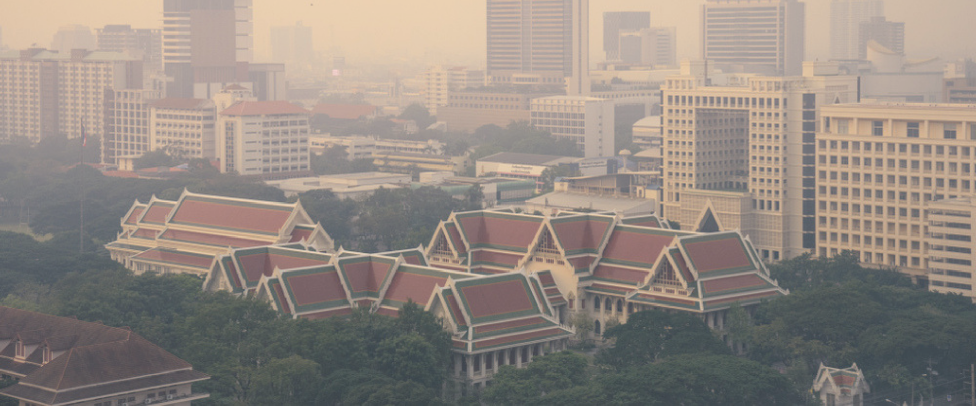 How to Protect Your Health from Air Pollution Levels in Bangkok